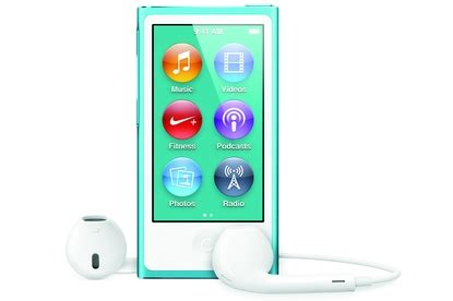 iPod nano Features Guide - GfK Etilize